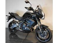 2012 12 KAWASAKI KLE 650 VERSYS BLACK PROJECT/TRADE SALE 8734 MILES EASY FIX