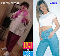 AS SEEN ON TV - Lose weight with my weight loss products!
