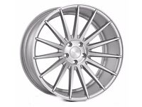 "19"" Veemann VC7 Alloy Wheels & Tyres. Suit F30, E90, E92 BMW 5x112"