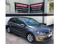 2011 61 VOLKSWAGEN POLO 1.4 MATCH 5DR 85 BHP