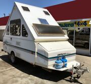2000 AVAN ALINER EXPEDITION 2000 SERIES CAMPERTRAILER Cannington Canning Area Preview