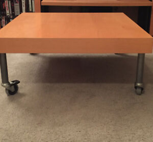 IKEA Beech Wood Coffee Table