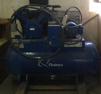 QUINCY Q15 AIR COMPRESSOR