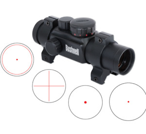 Bushnell trophy 1x28 red dot /multi reticle sight
