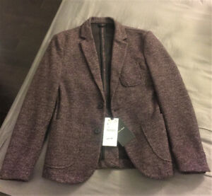 Zara Men's Sports Jacket sz 36 brand new