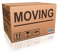 NEED BOXES FOR MOVE AT END OF SEPT