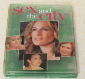 Sex and the City: The Sixth Season - Part 1 (DVD, 2004, 3-Disc S