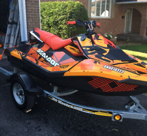 Seadoo Trixx 2018 - 3up