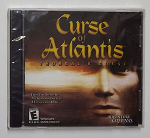 Curse of Atlantis - Thorgal's Quest - New and Unopened