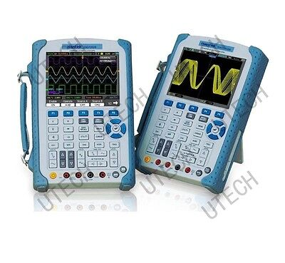 Hantek Dso1062b Portable Handheld Oscilloscope 60mhz 2ch 1gsas Record Length 1m
