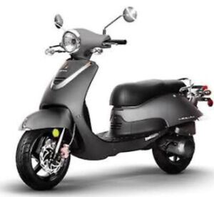 Wanted Scooter 250cc