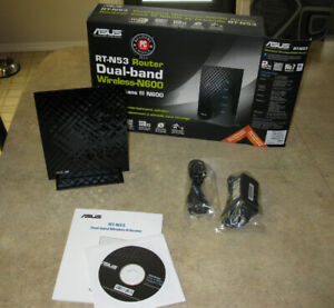 ASUS RT-N53 Dual-Band N600 Router