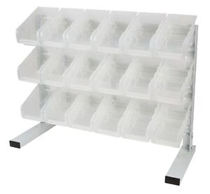 18 Compartment Storage Bin W5170