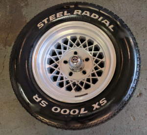 67 Firebird rims/tires for sale