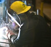WELDERS WANTED IN QUEBEC PROVINCE!!