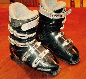 Bottes de ski alpin / ski boots Gatineau Ottawa / Gatineau Area image 1