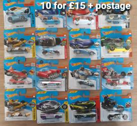 Hot Wheels 57 Cars £85