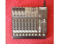 Mackie 1202-VLZ PRO 12-Channel Mic/Line Mixer