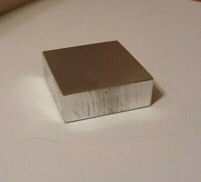 34 Thick X 2 Wide Square Aluminum Plate 6061 Alum Bar 2 X 2 Square Block