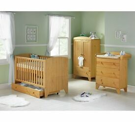 3 Piece Nursery Furniture Set