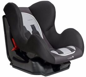Brand new Cuggl reclining group 1 car seat