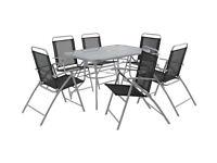 6 Seater Patio Furniture Set