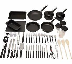 Kitchen starter kit unopened