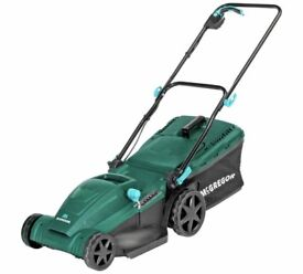 McGregor Lawnmower 1900W with 6 cutting heights and mulch function