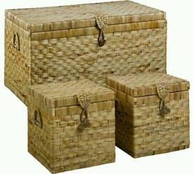 New Storage Boxes