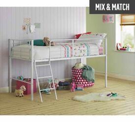 Argos mid sleeper single bed