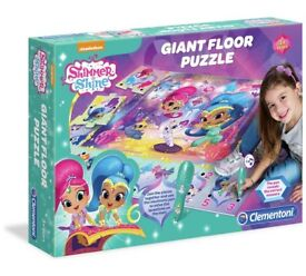 Shimmer and Shine Giant Floor Puzzle