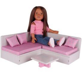 Design a friend bed