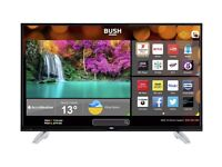 Bush 49 Inch Smart 4K Ultra-HD HDR TV