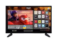 Bush 32 Inch HD DLED Smart TV - Brand New