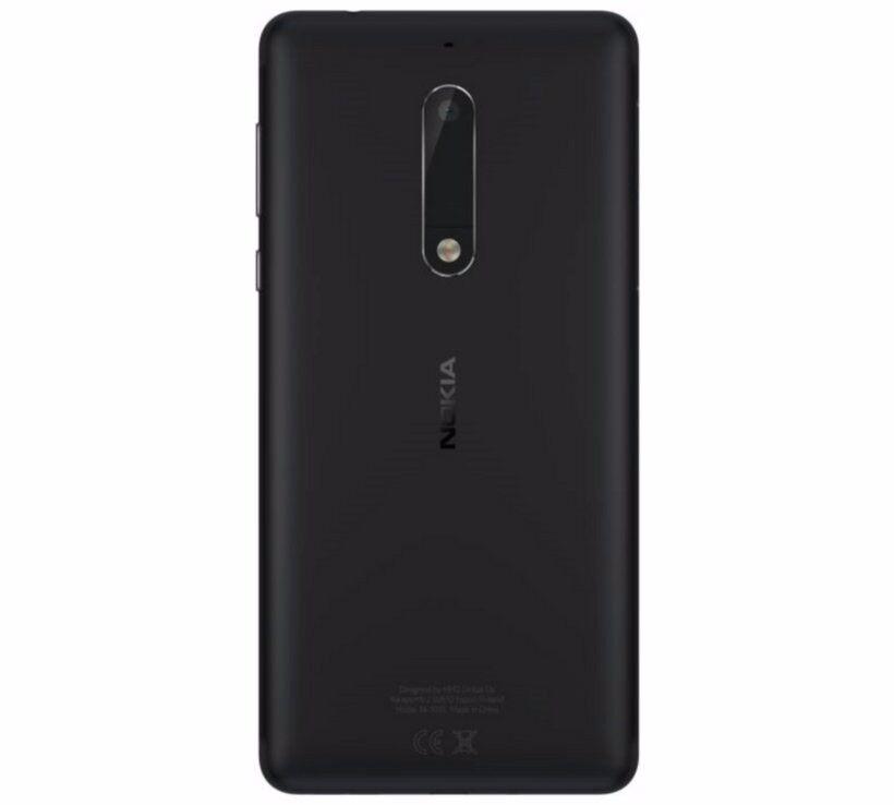 Nokia 5. Unlocked. 13MP camera for selfies. 2G,3G,4G. 16GB storage. A very sleek phone