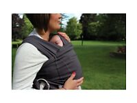 Caboo baby carrier never been used rrp £64.99