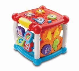 Vtech learning cube