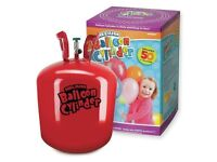 Helium Canister for Fifty 9 Inch Balloons