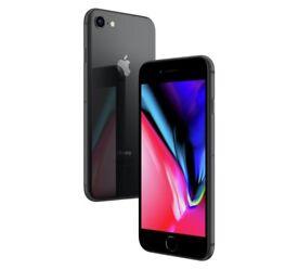 iPhone 8 64GB Black (unopened)