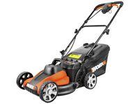 WORX WG778E 40V Cordless Lawnmower