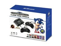 Sega mega drive mini built in games