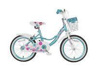 Girls 16 Inch Bike - Brand New