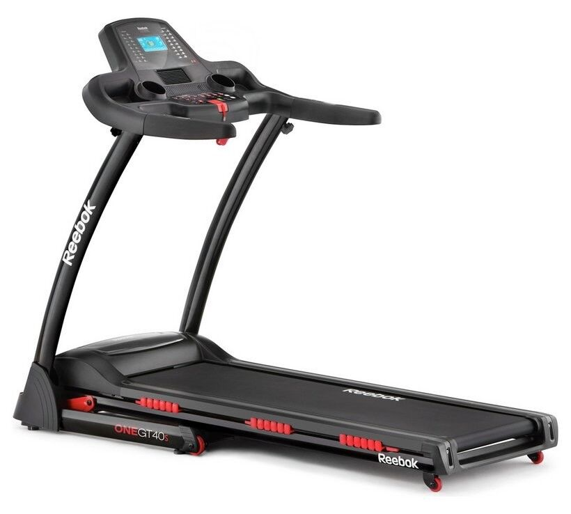 (RRP £599.99)Reebok One GT40S Treadmill