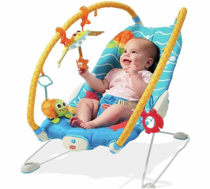 Brand New Boxed Tiny Love Gymini Bouncer