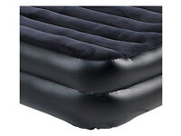 Bestway Inflatable double height bed, with pump