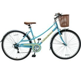 UNIVERSAL CATHY 700C HYBRID LADIES BIKE