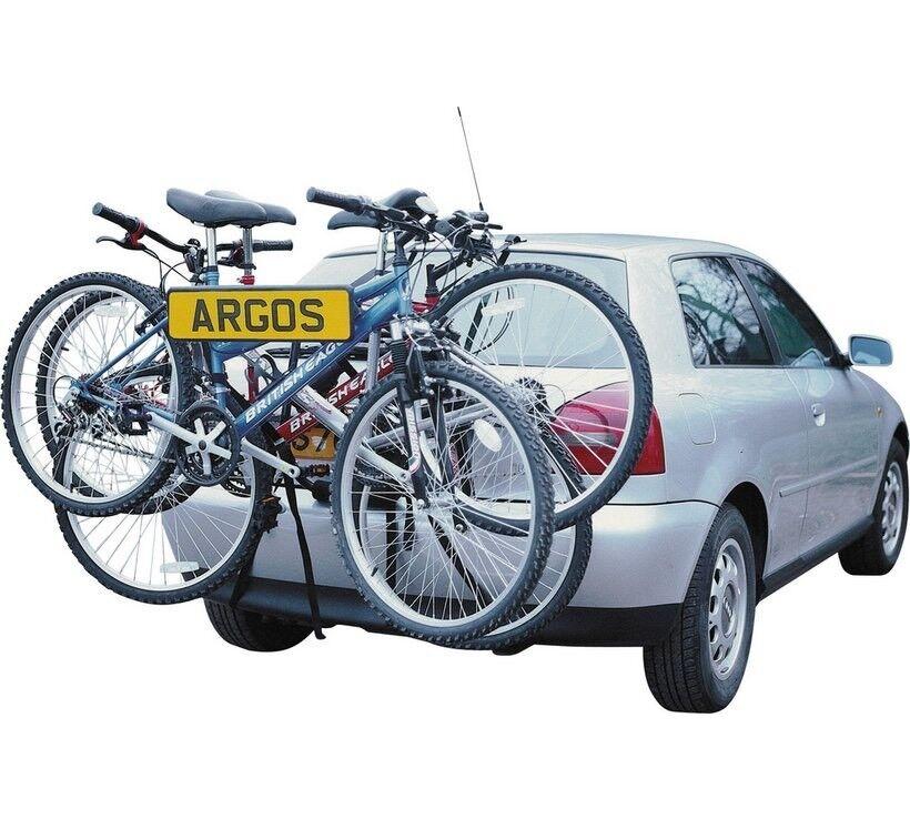 Mont Blanc universal bike carrier / rack - up to three bikes