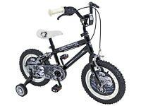 Boys Brand New Star Wars Stromtrooper 14 Inch Bike
