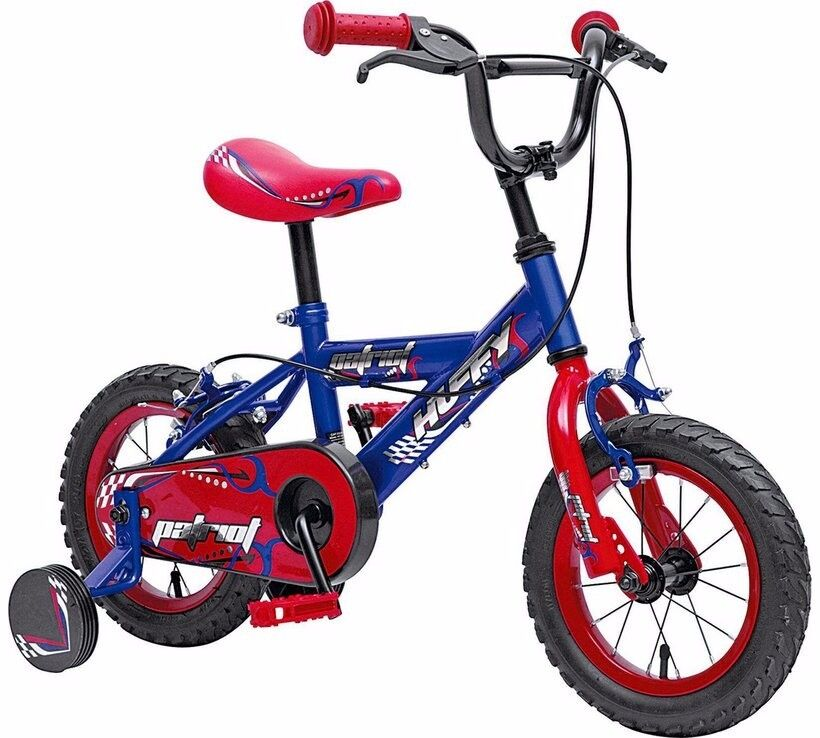 12 inch childrens bike