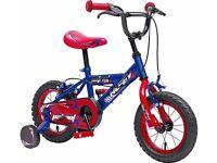 "12"" childrens bike"